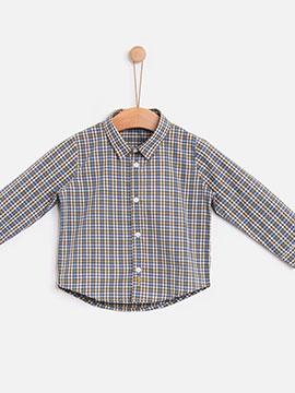 Knot kids FW18 | Camisa Scandic checks