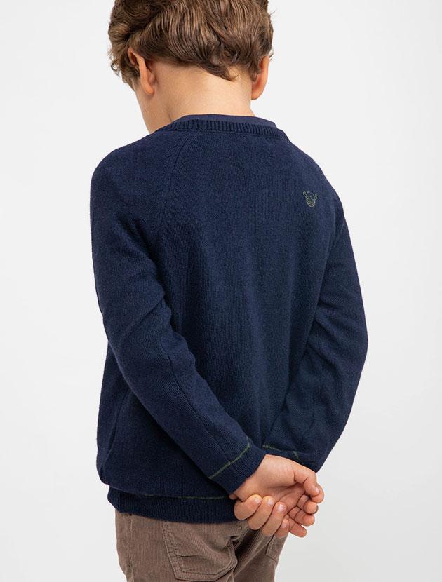 Knot kids FW18 | Camisola básica