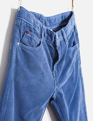Knot kids FW18 | calças vaqueir