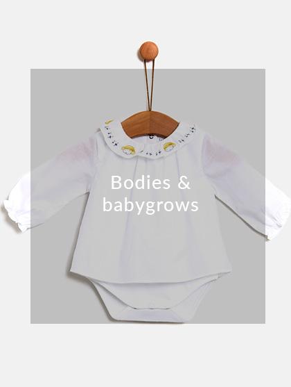 Knotkids | Bodies e Babygrows
