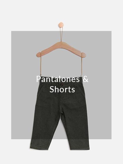Knotkids | Calças & Calções