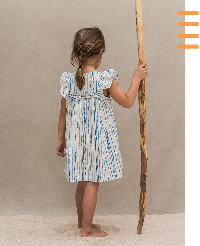 Knot Kids Zulu | Vestido Zulu