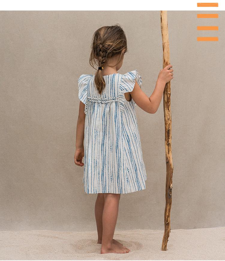 Knot Kids Zulu | Vestido Tie Dye
