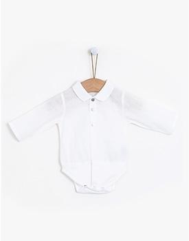 Knot Kids | Body camisa gola bico
