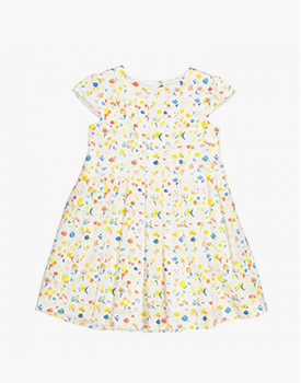 Knot Kids | Vestido party flowers