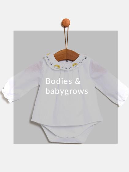 Knotkids | Bodies & Babygrows