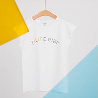 Knotkids | T-shirt Dia do Pai 2019 Menina
