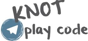 logo knot play code