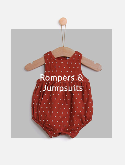 Knotkids | Rompers & Jumpsuits