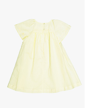 Knot Kids | Vestido yellow elephants