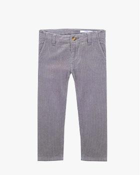 calcas cinza