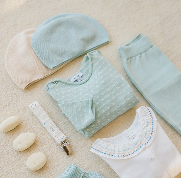 conjunto roupa Knot