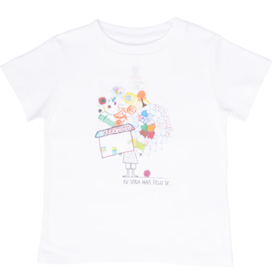 Knot Kids | T-shirt Solidária