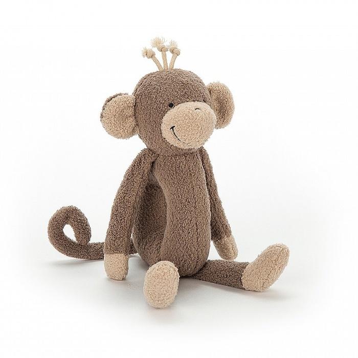 Peluche jellycat Macaco roca
